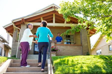 How do I keep my home safe for someone with dementia?